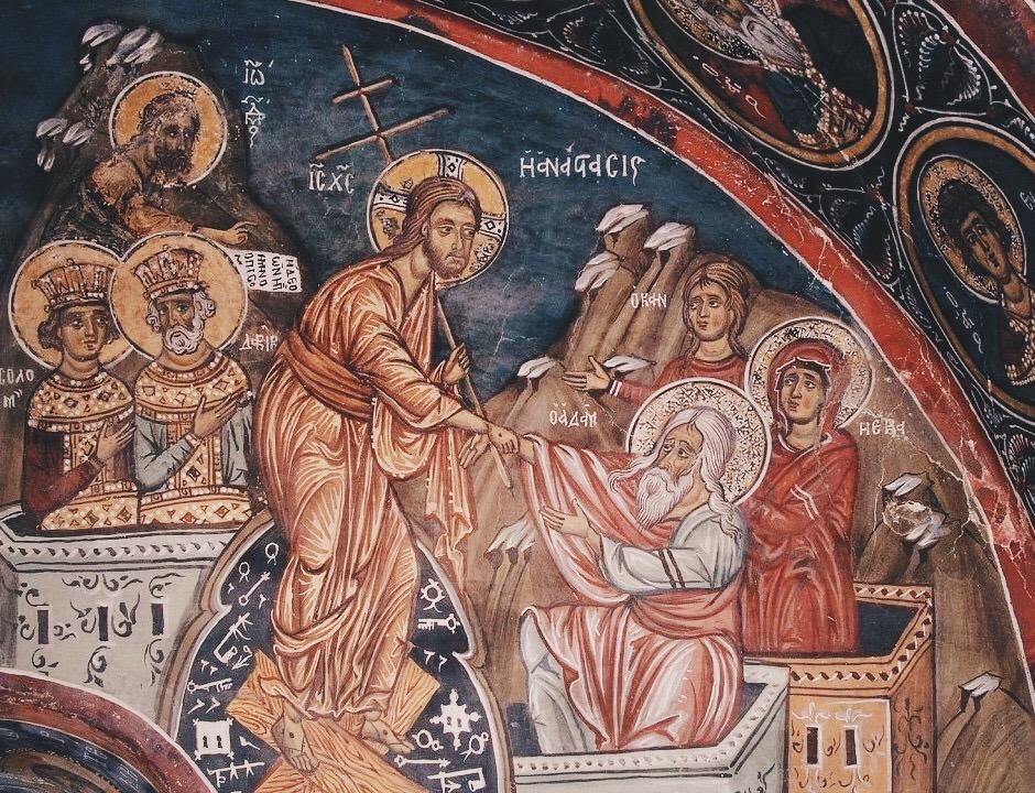 Светлое Христово Воскресение. Пасха. Онлайн-трансляция